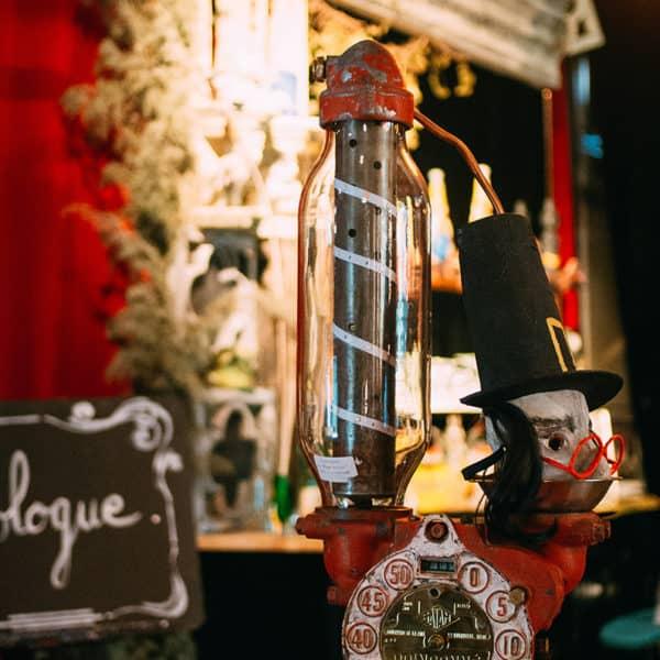 Café théâtre du Calepin à Montélimar