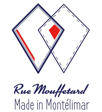 Rue Mouffetard, made in Montélimar