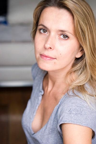 Vanessa Lhoste, directrice de l'association de l'écrit à l'écran
