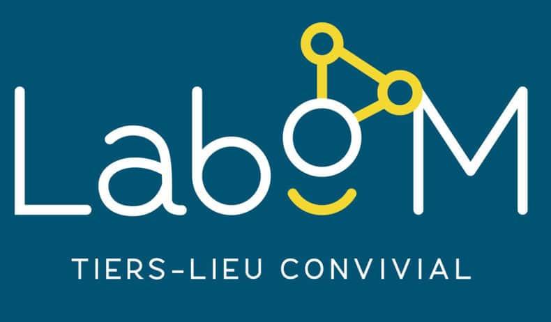 Logo du Labo M, Méfia Lab à Montélimar.
