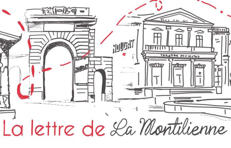 Onglet pour acceder à l'inscription à la lettre de La Montilienne
