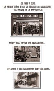 Historique en image de la Petite Scène de Montélimar
