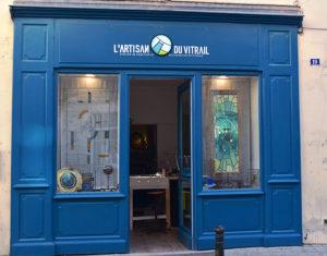Artisan du Vitrail à Montélimar