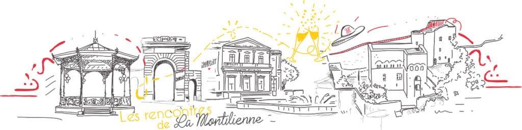 première rencontre de La Montilienne