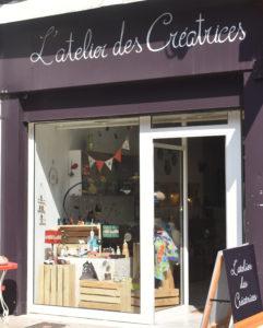 facade rue Pierre Julien à Montélimar