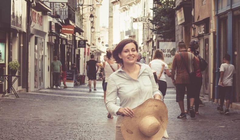 Dans les rues des Montélimar