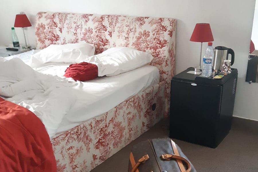 une nuit dans un hotel de charme à Montélimar