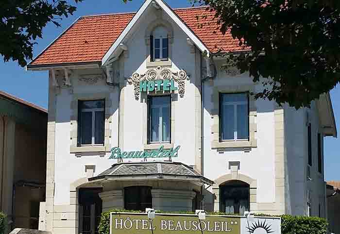 Hotel Beausoleil à Montélimar