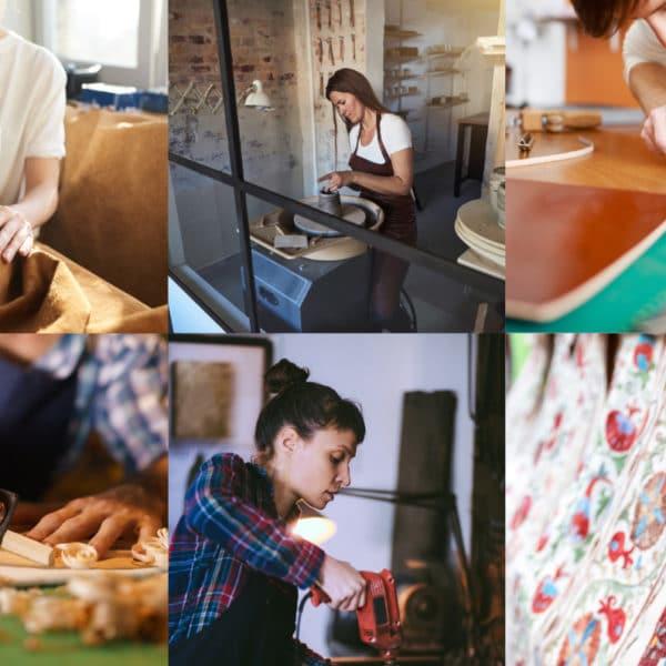 La marketplace de l'artisanat français