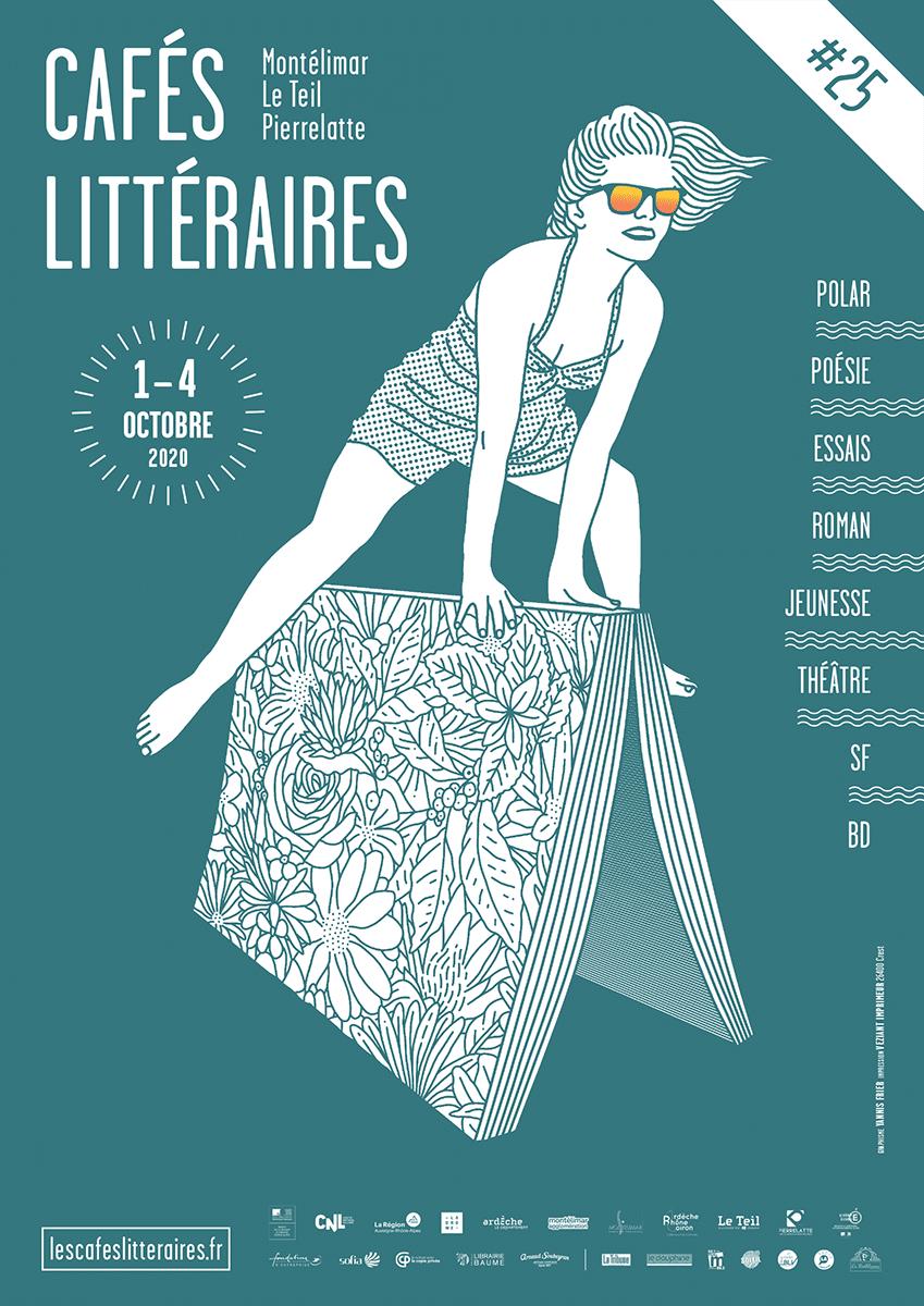 Café littéraires Montélimar
