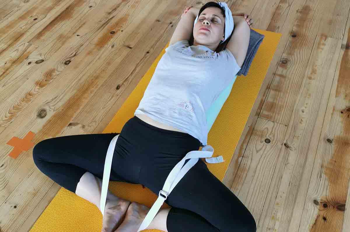 Soutien du Yoga Iyengar